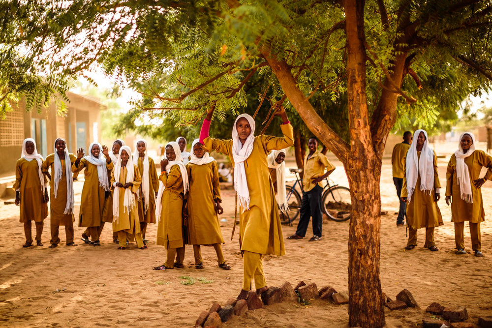 Chad Children Of Darfur Denis Bosnic Photographer