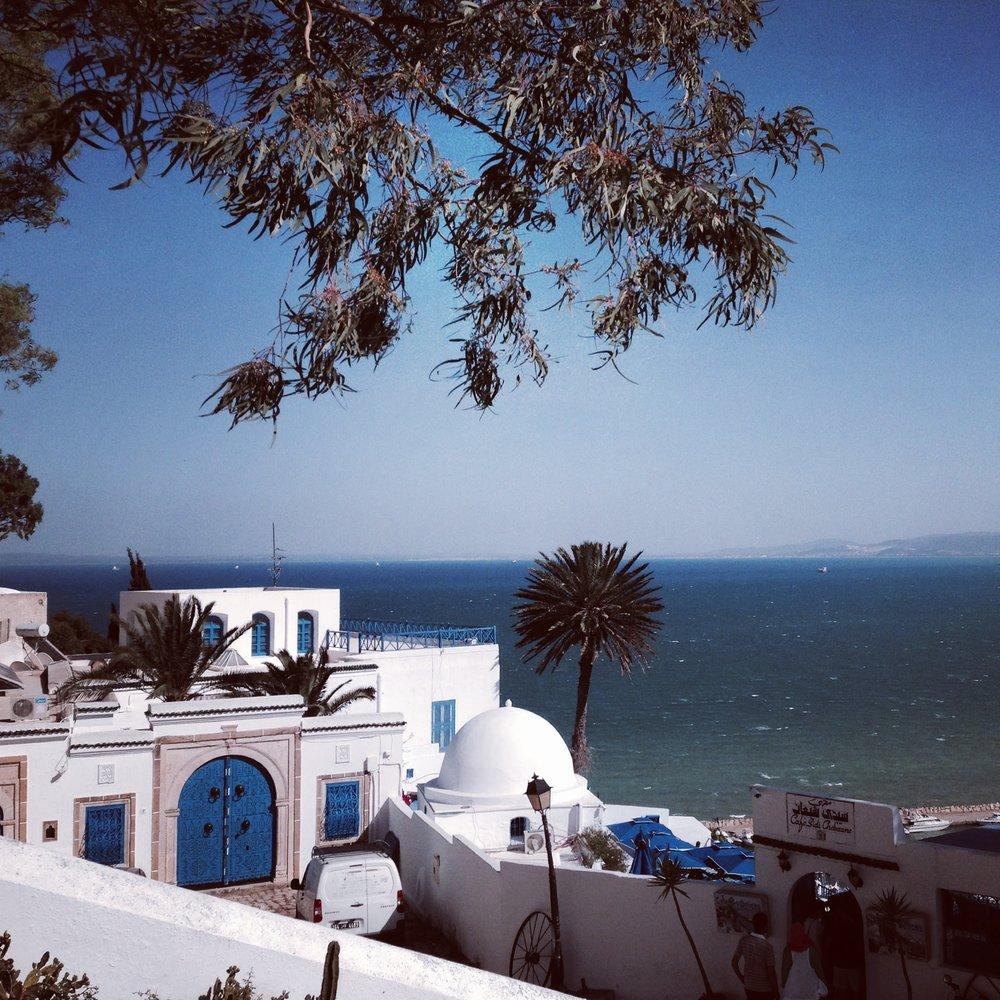 Sidi Boussaïd, Tunisia.