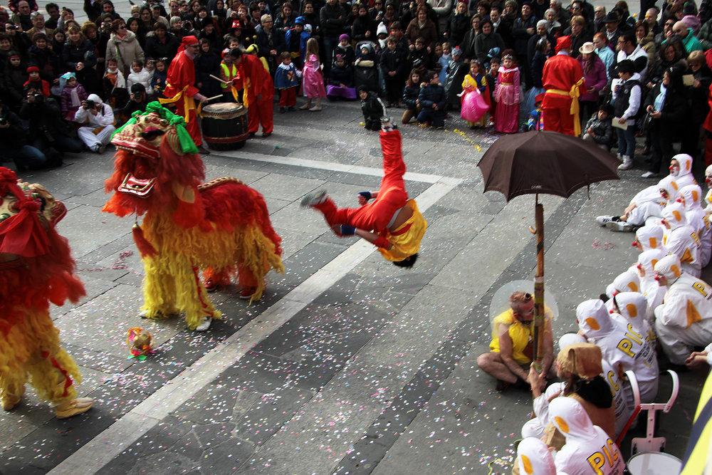 Shoulasho (Cina), festival 2013