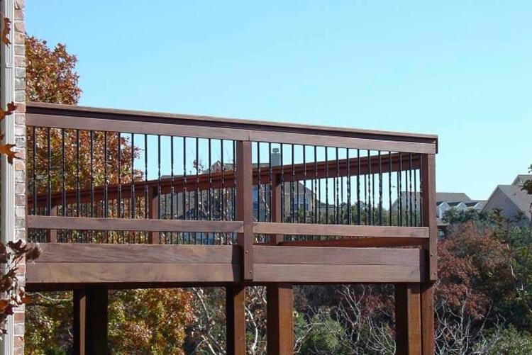 Railing — Austin Custom Decks
