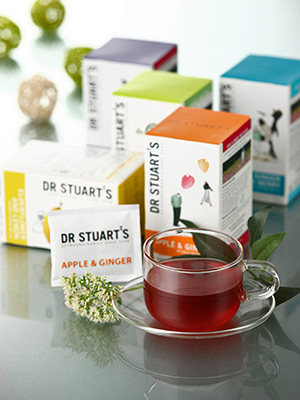 Our teabag range
