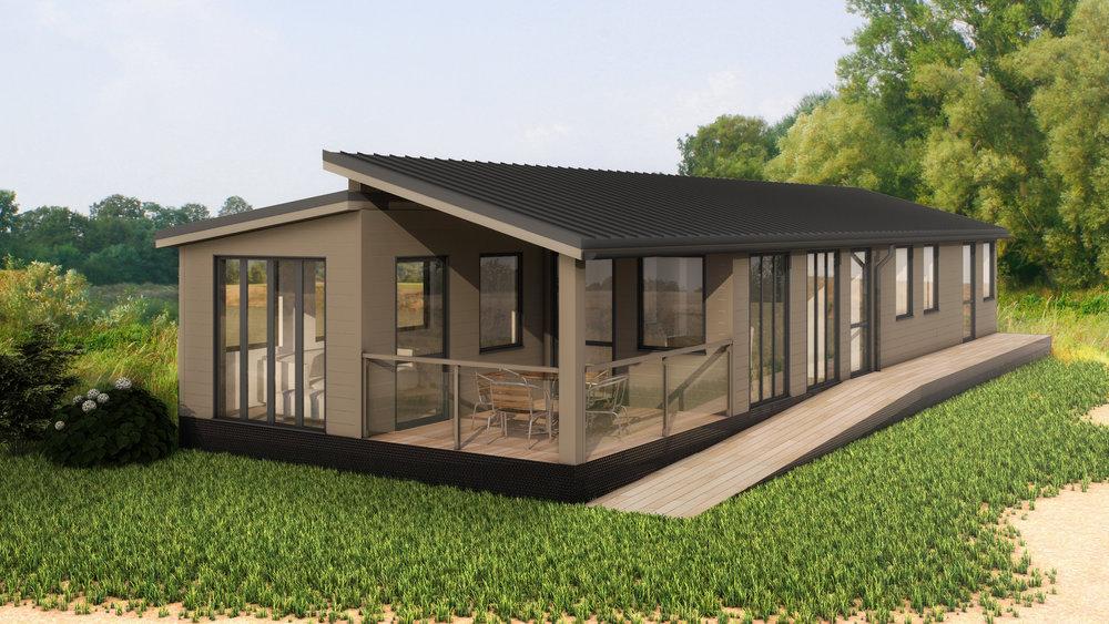 Mobile Häuser
