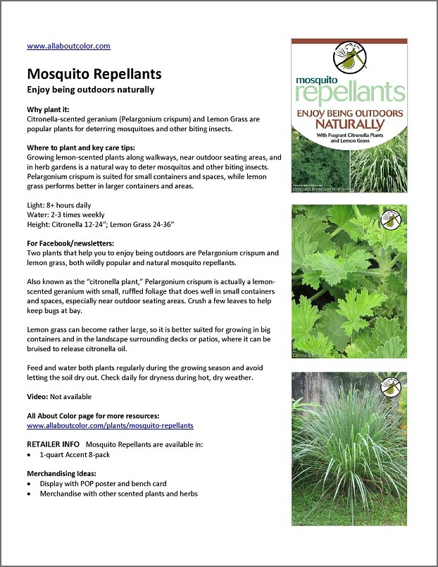 MOSQUITO REPELLANT |  DOC  |  PDF  |