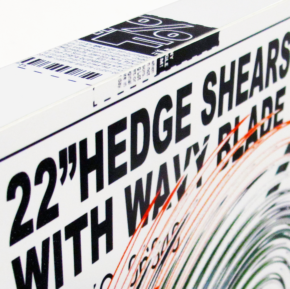 "Untitled 2 (side B detail), 2013 ink jet print, on panel 10 "" x 1 "" x 10 """