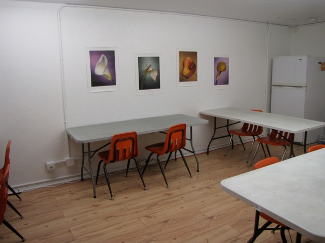 And new workshop space!