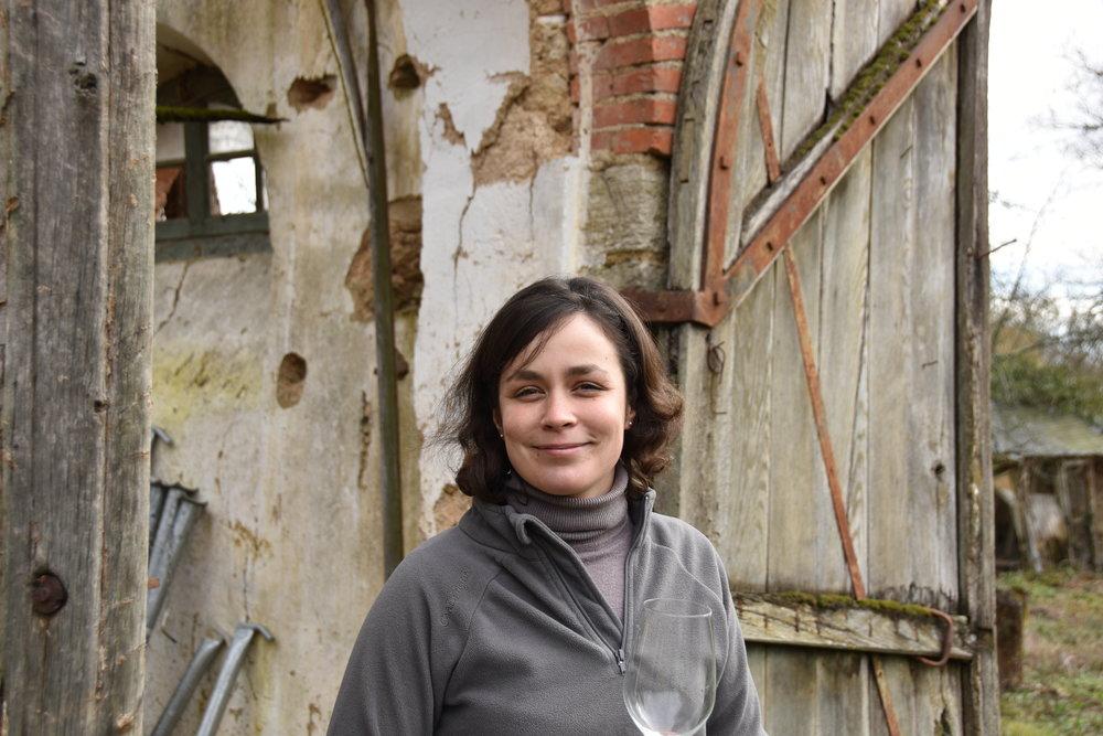 Guyonne Saclier de la Bâtie