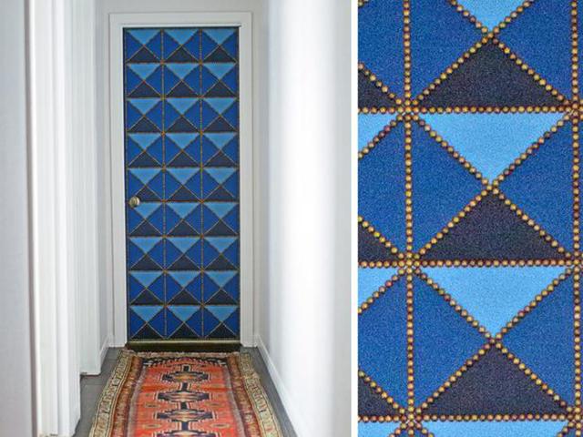 6 Sposob W Na Odnowienie Wygl Du Drzwi W Bloku Interiorspl