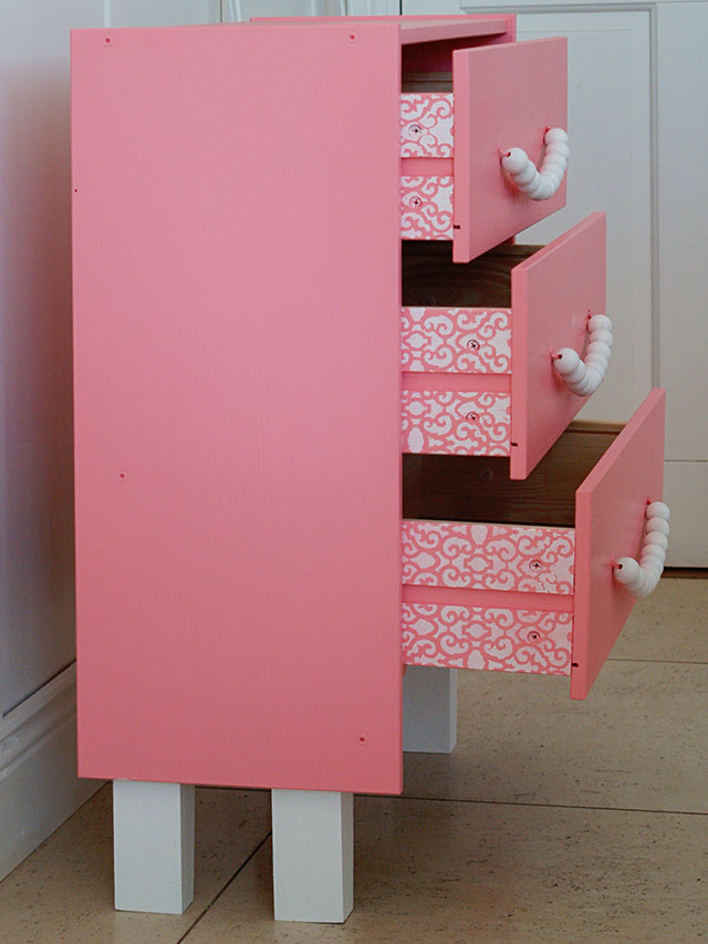 Ikea Rast hack DIY
