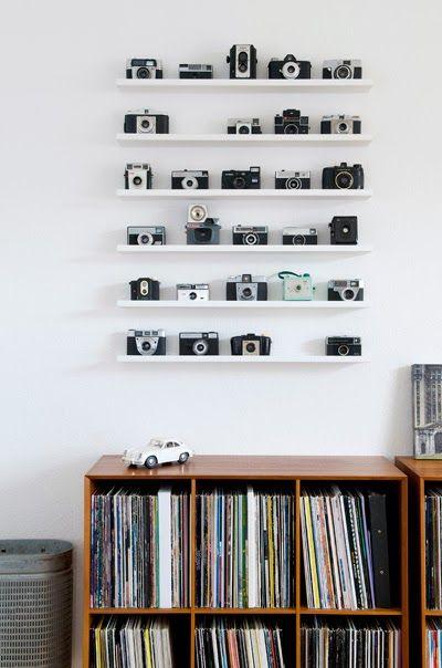 Kolekcja aparatów zbierana latami...