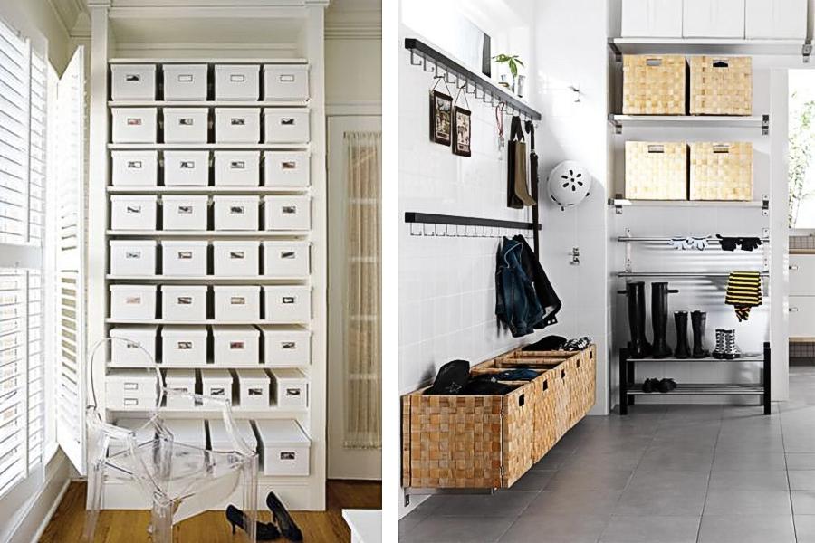 4 Sposoby Przechowywania Butów W Małym Przedpokoju Interiorspl