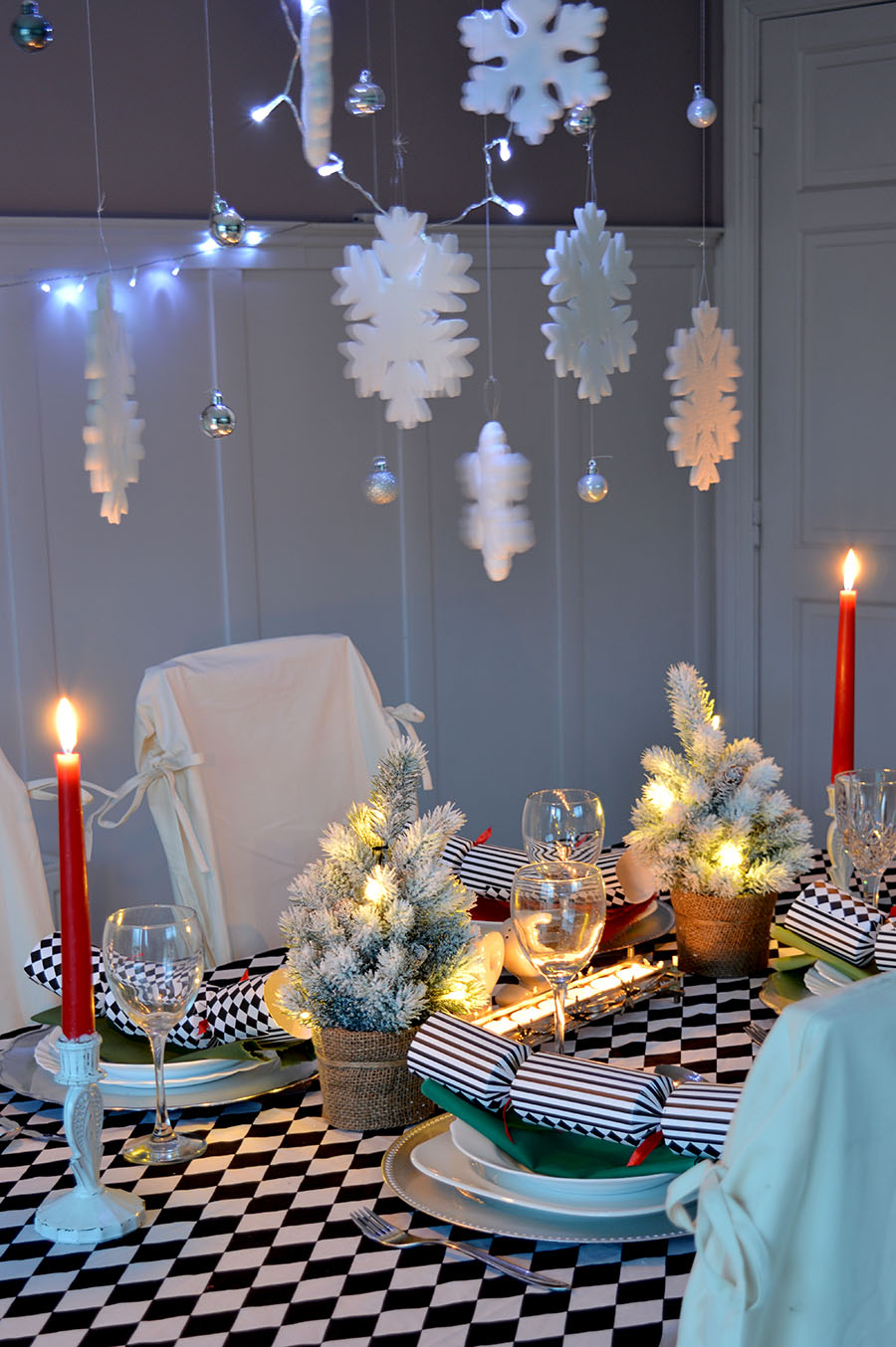 Wigilijny stół. Jak nakryć do stołu. InteriorsPL.com