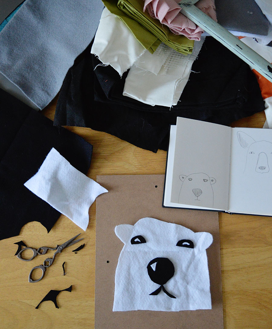 Obrazki z materiału. DIY. Pokój dziecięcy. InteriorsPL.com