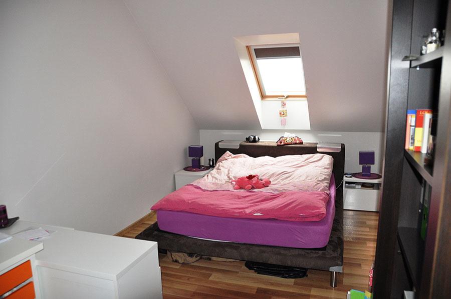 Sypialnia PRZED