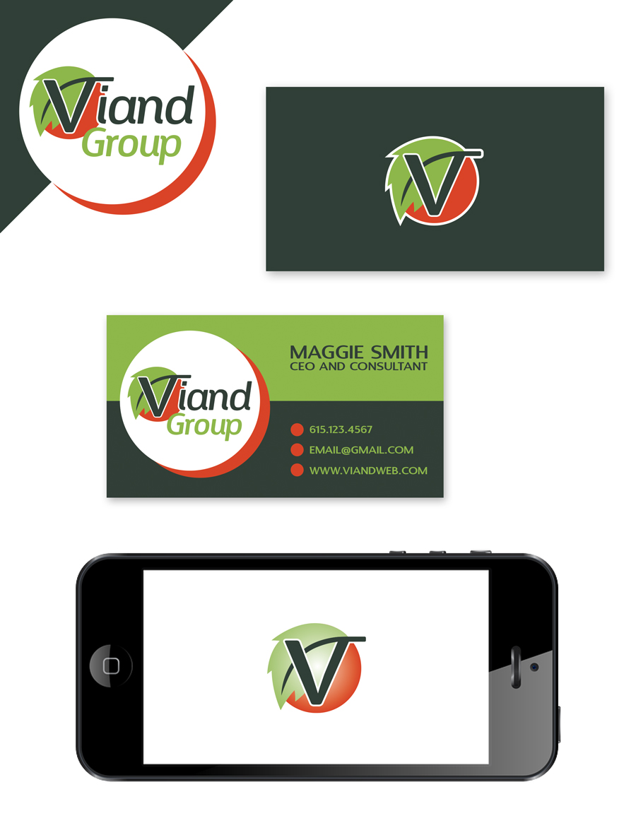 Viand Group (Business Logo)
