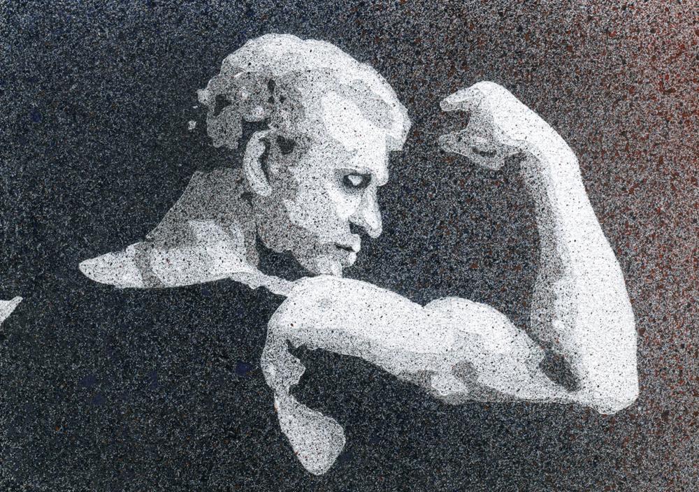Strongman Ink Sandow