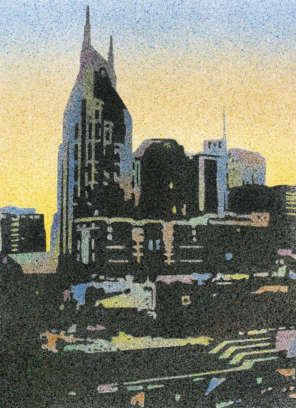 Nashville in Color