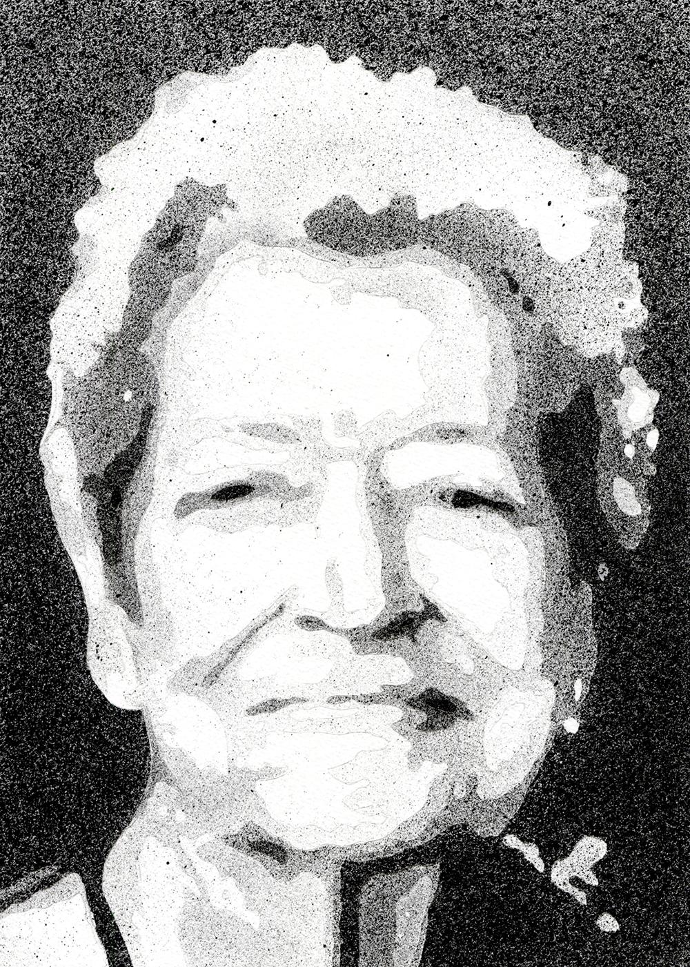Portrait (Mimi)