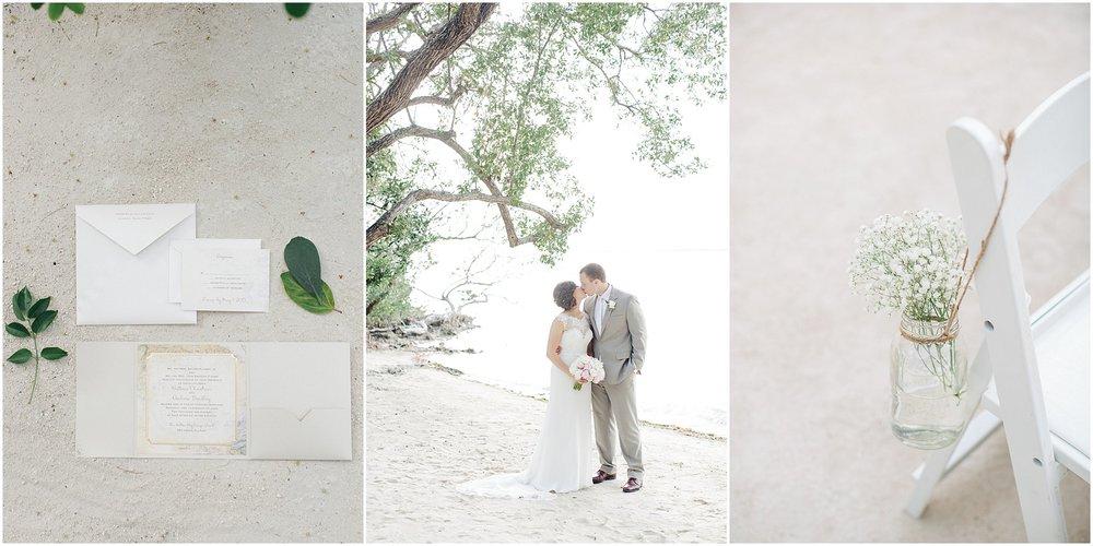 Hilton Key Largo wedding