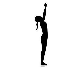 Upward Hand Pose