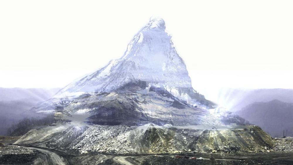 Mountain is a Mountain, 2018