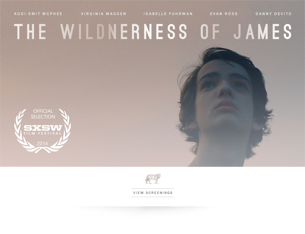 The Wilderness of James