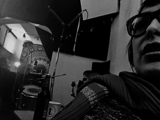 Recording....ahh