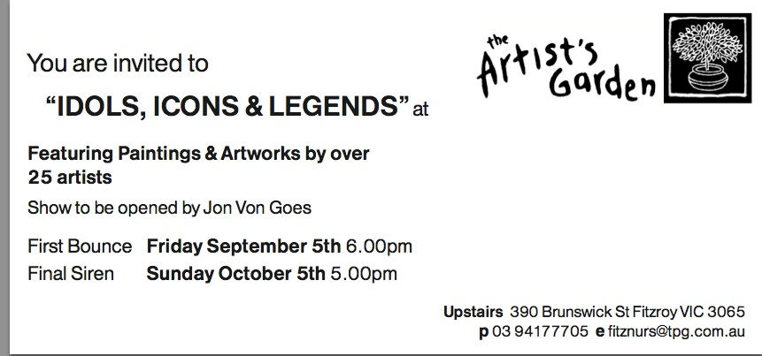 footy art show details