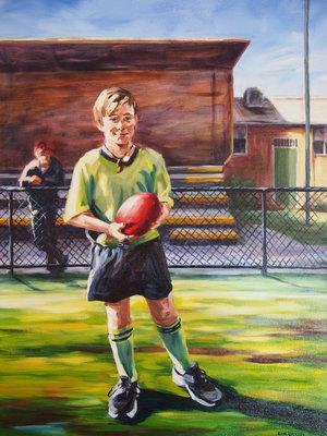 Henry, SMJFL Umpire