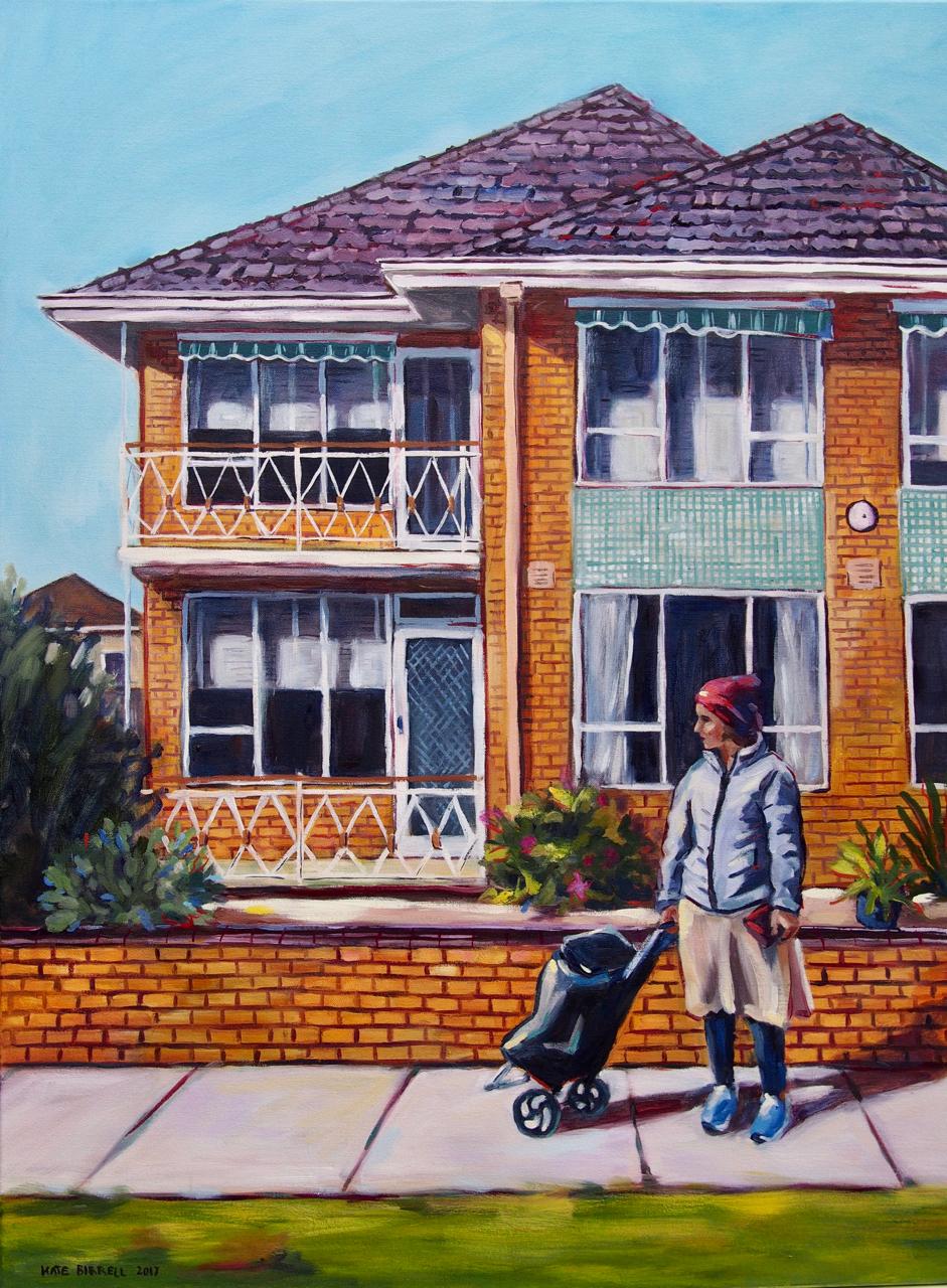 Glen Huntly Portrait, Royal Avenue
