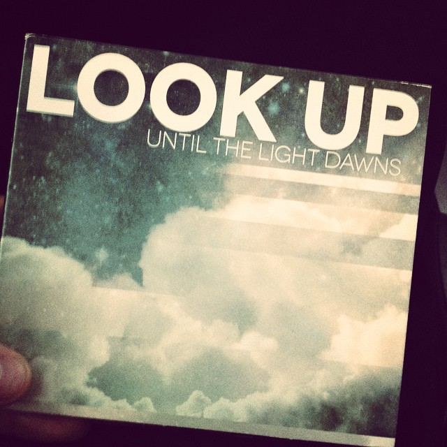 Have you grabbed one of these yet?? Did you know you can have an autographed copy sent to your house for under $10?!?! Go to lookupband.com and just click music!!