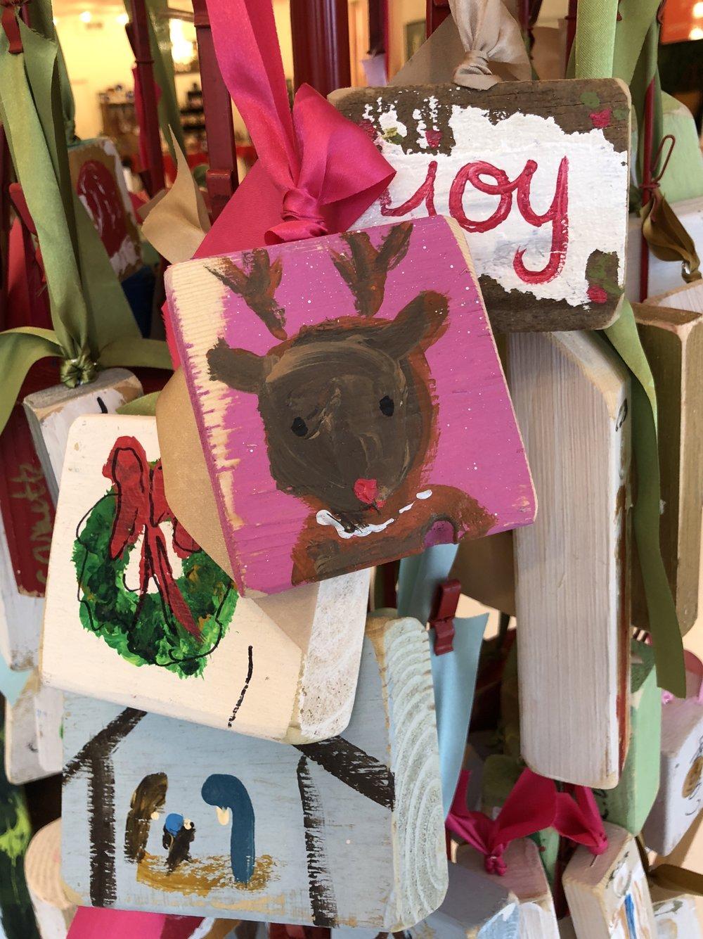 Ornaments by Christi Arnette