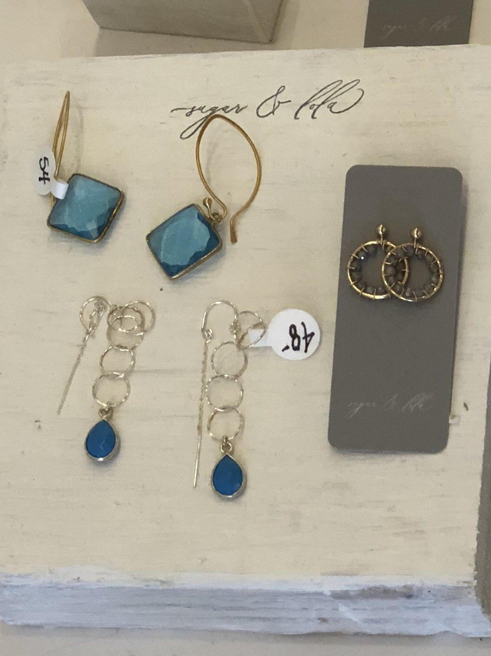 Jewelry by Sugar & Lola