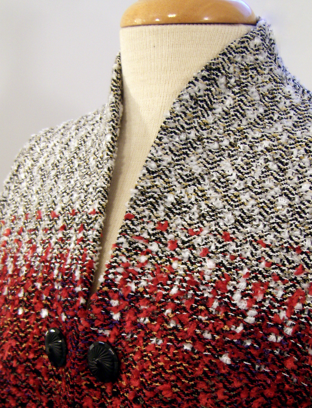 Hand Woven Jacket, Kathleen Weir-West, Fiber Art 12.JPG