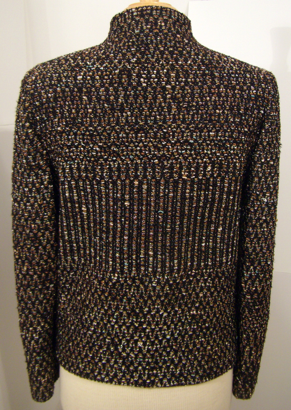 Hand Woven Jacket, Kathleen Weir-West, Fiber Art 15.JPG