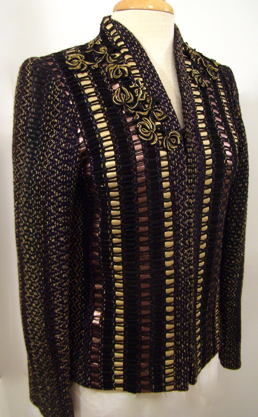 Handwoven Coat, Kathleen Weir-West, Business Wear 10.JPG