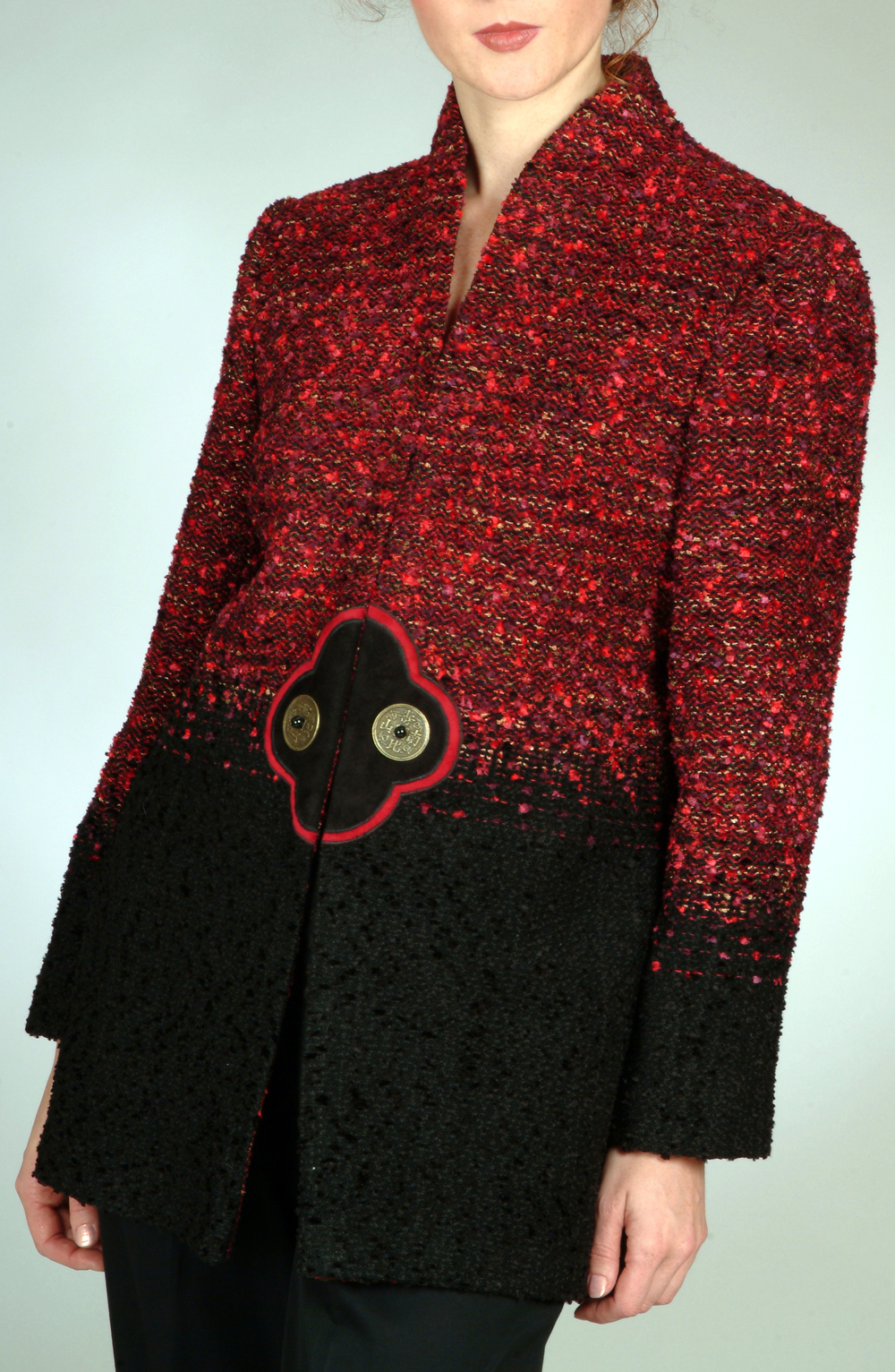 Handwoven Jacket, Business Apparel, Kathleen Weir-West 12.jpg