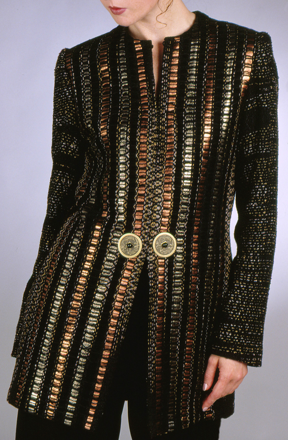 Handwoven Jacket, Business Apparel, Kathleen Weir-West 6.jpg