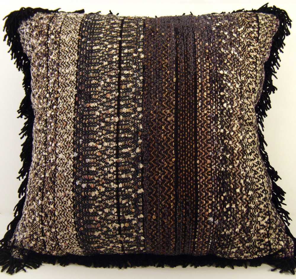 Pillows, Handwoven, Kathleen Weir-West 6-001.JPG