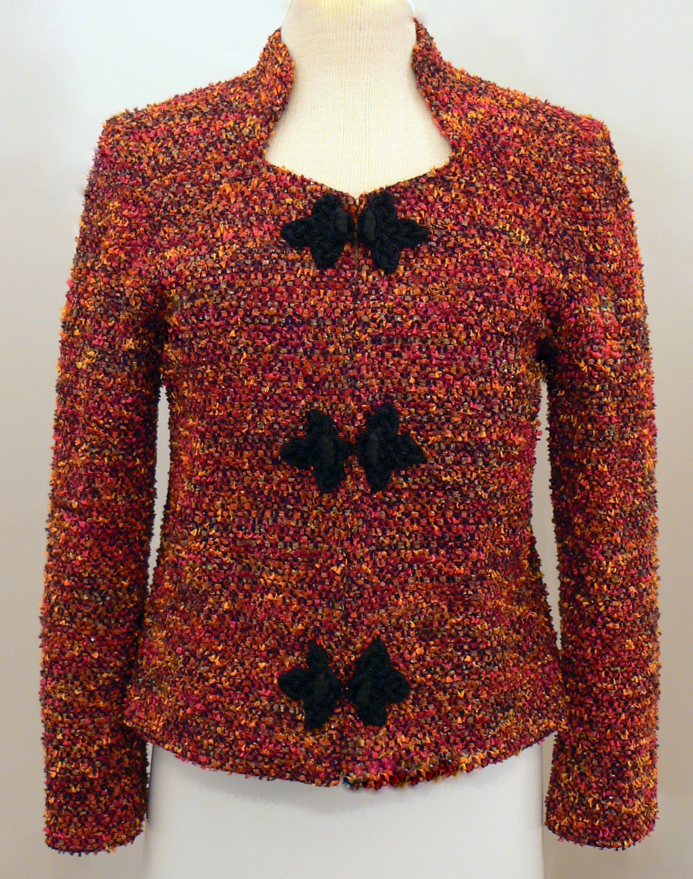 Handwoven Clothing, Jacket, Kathleen Weir-West, 8-001.JPG