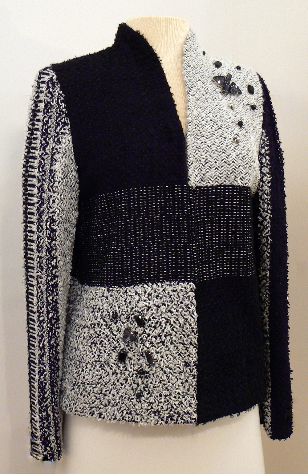 Handwoven Clothing, Jacket, Kathleen Weir-West, 14-002.JPG