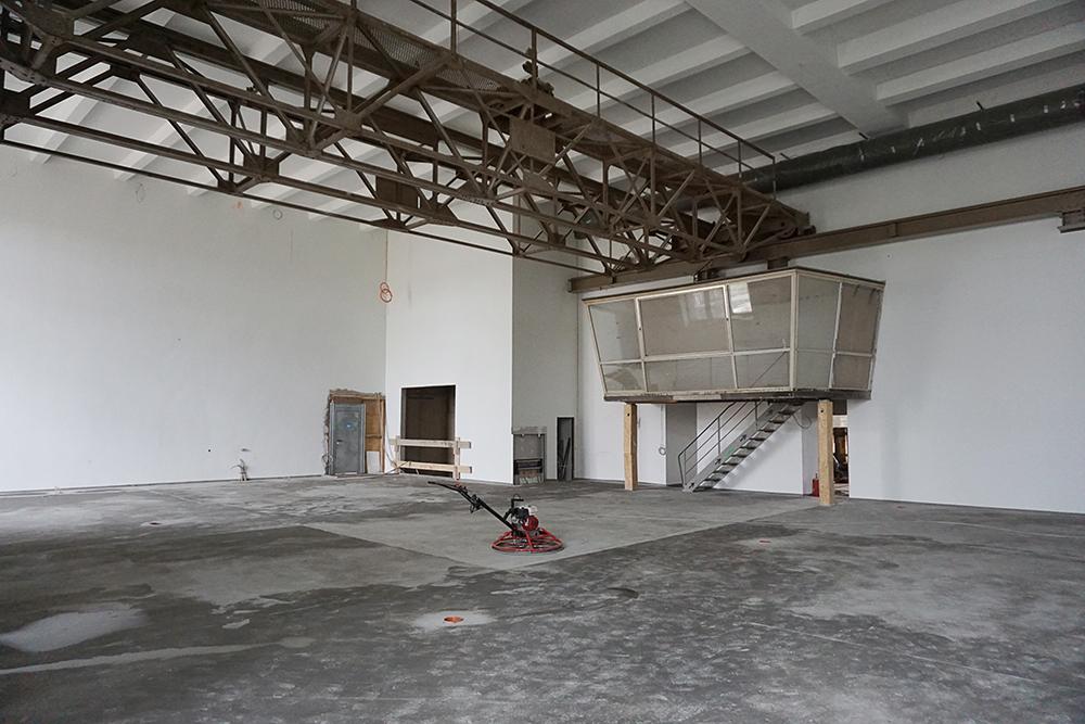Refurbishment M0 (Ground Floor Power House)