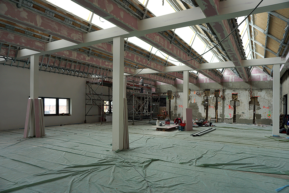 Refurbishment M2 (Second Floor Power House)