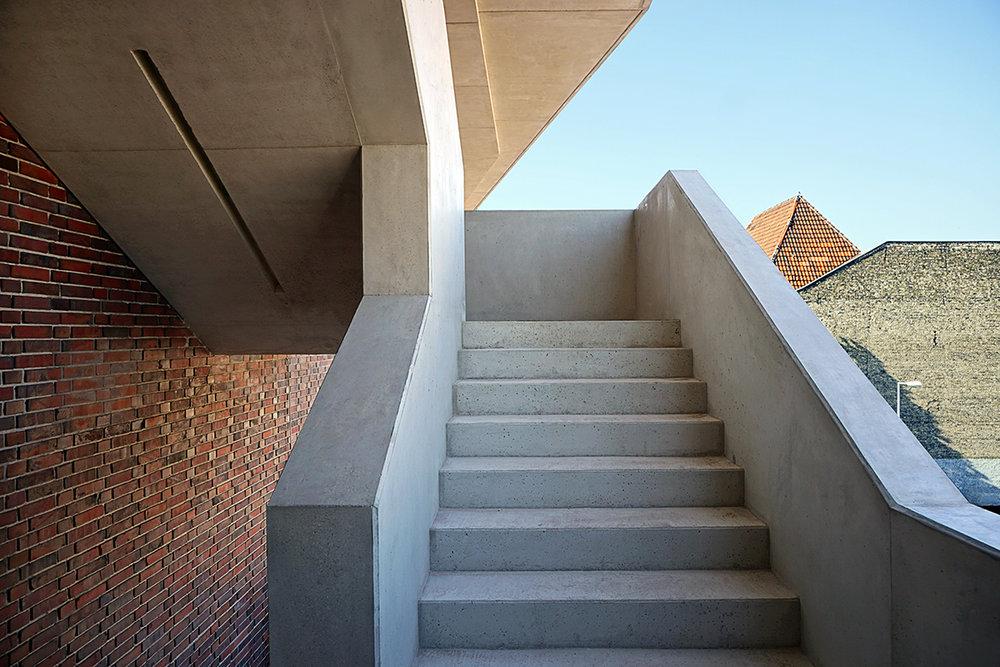 Stairway East