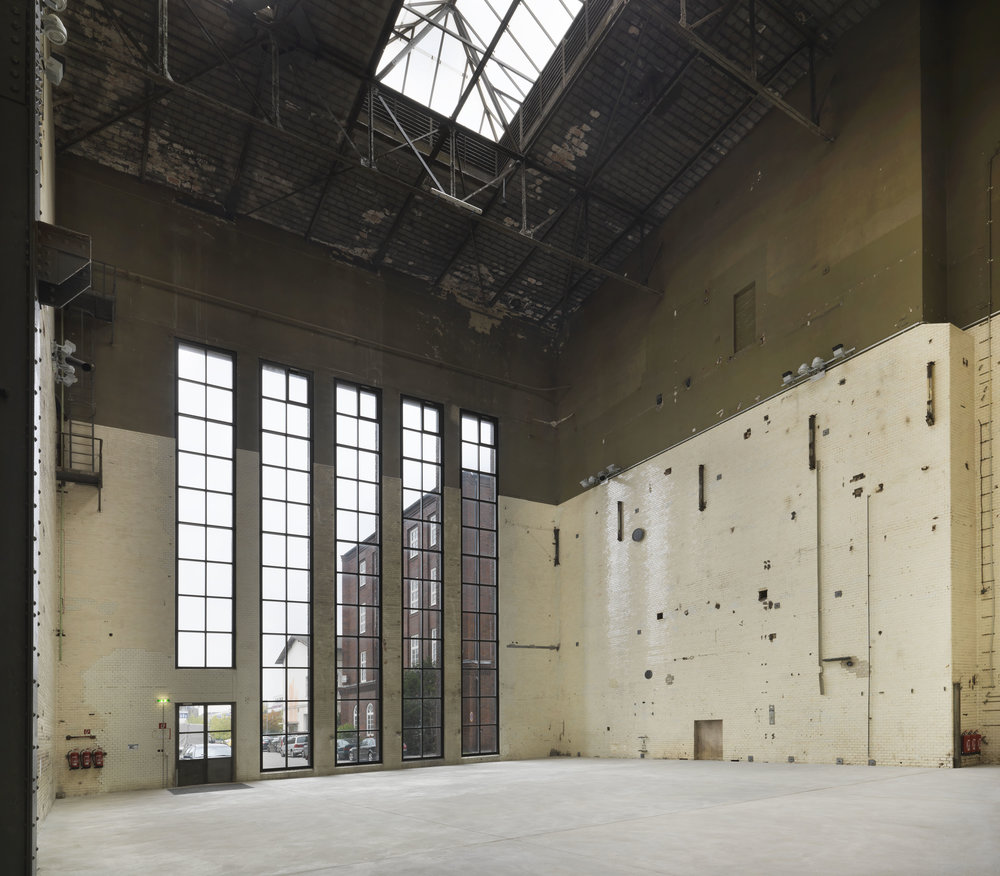 KESSELHAUS (Boiler House), Photo: Jens Ziehe, 2017