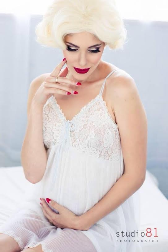 Model Nat Hugill (Lilly Loca)