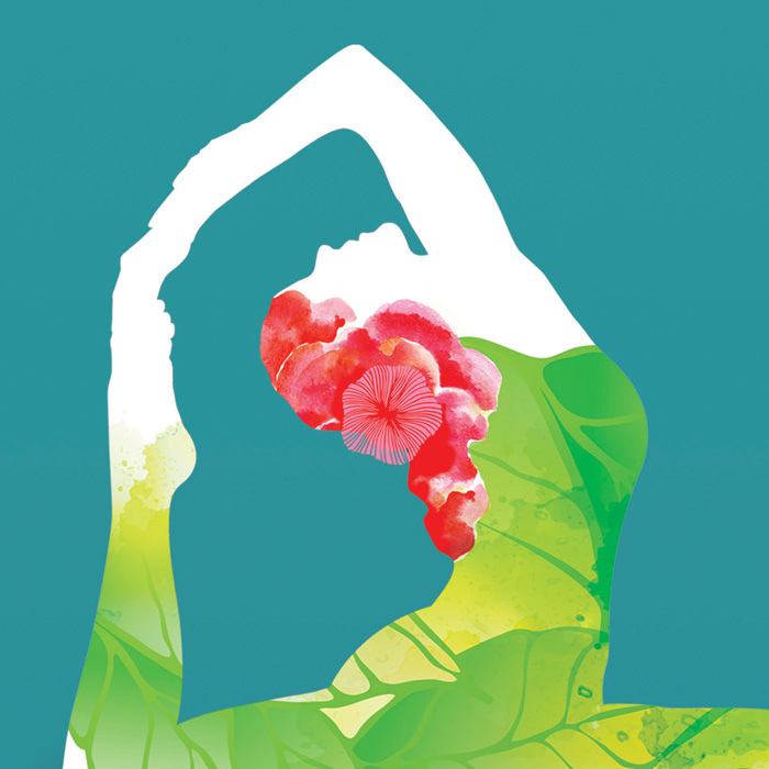 <strong>SNOWCREEK YOGA</strong> <br> — <br> New Identity<br>Signage<br>Promo + Apparel