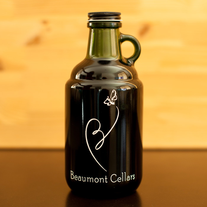 <strong>BEAUMONT CELLARS</strong> <br> — <br>Product + Location<br>Photography
