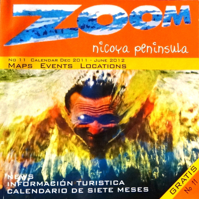 View the magazine online at  Nicoya Zoom .