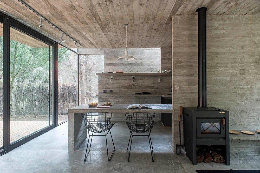 Casa H3. (Courtesy of Luciano Kruk)