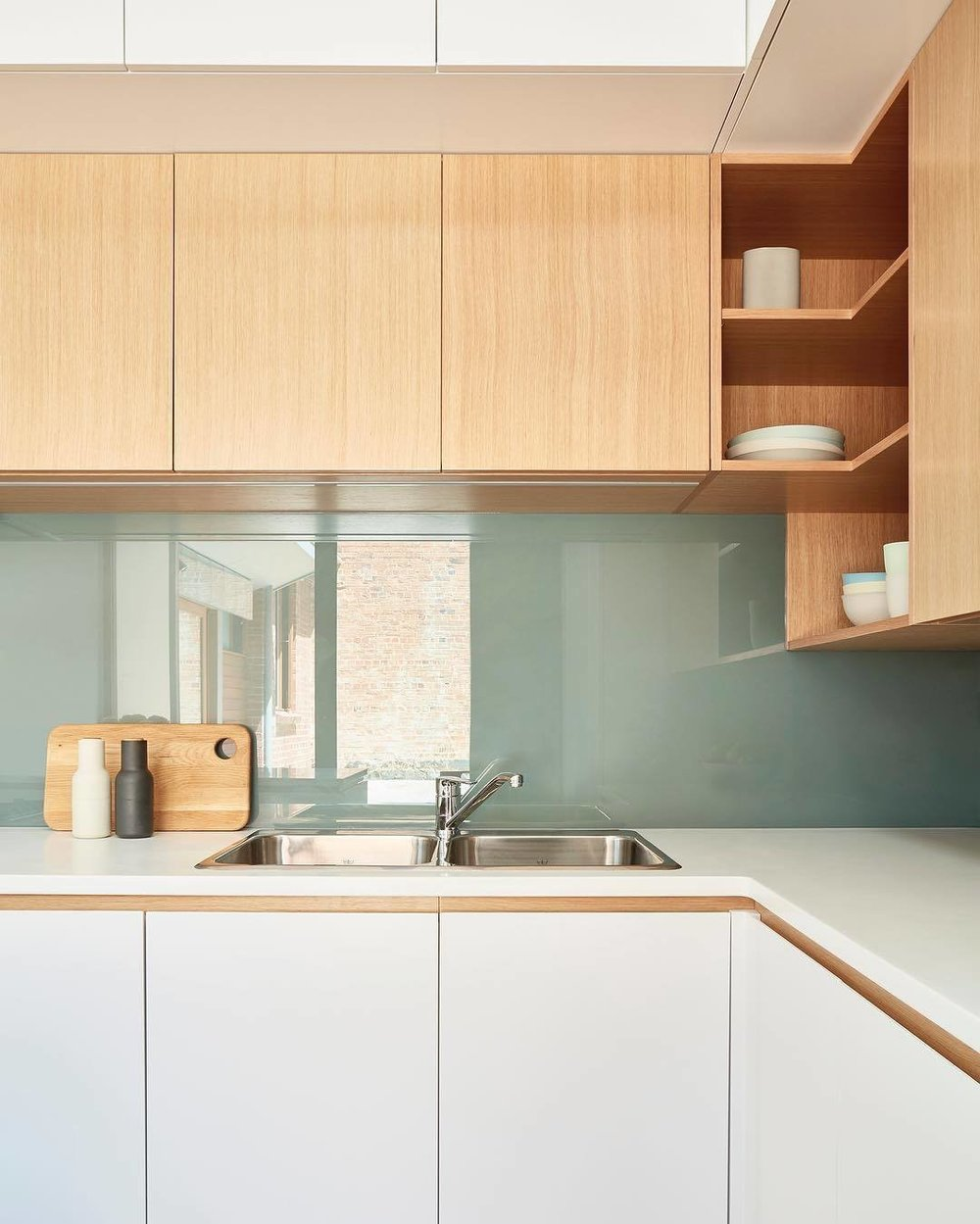 Connect Parkville House kitchen. (Courtesy of Steffen Welsch Architects)